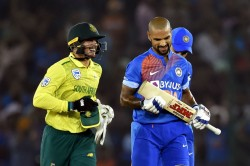 India Vs South Africa 2nd T20i David Miller Takes A Blinder To Dismiss Shikhar Dhawan