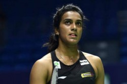 China Open 2019 Pv Sindhu Crashes Out Early