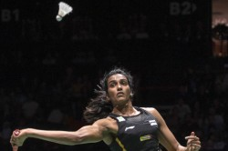Korea Open Sindhu Sai Praneeth Saina Make Exit Kashyap Wins