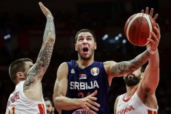 Spain Hold Off Serbia To Set Up Poland Quarter Final At Fiba World Cup