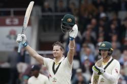 Ashes 2019 Steve Smith Cracks 26th Test Hundred Overtakes Virat Kohli