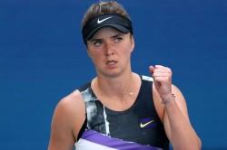 Us Open 2019 Svitolina Sees Off Konta To Reach Maiden New York Semi Final