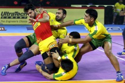 Tamil Thalaivas Face Uphill Task Against Up Yoddha