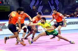 Pro Kabaddi League 2019 U Mumba Edge Out Tamil Thalaivas 36