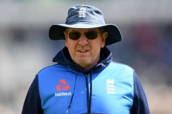 Trevor Bayliss England Australia Ashes Fourth Test Old Trafford