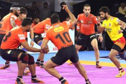 Pro Kabaddi League 2019 U Mumba Gujarat Fortunegiants Preview