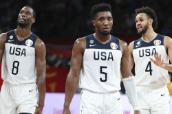 Fiba World Cup Holders United States Stunned By France In Quart Final Upset