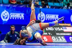Vinesh Phogat Dedicates Maiden World Wrestling Championships Bronze Medal To Country