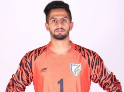 Chennaiyin Fc Sign 23 Year Old Indian International Vishal Kaith