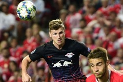 Benfica 1 2 Rb Leipzig Timo Werner Secures Deserved Champions League Win