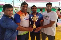 Services Edge Past Haryana In Greco Roman At 2nd Tata Motors U 23 National Wrestling Championship