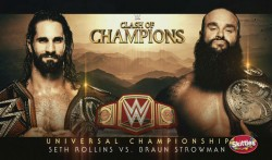 Spoiler For Wwe Clash Of Champions 2019 Main Event Match