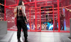 Spoiler On Roman Reigns Opponent At Wwe Hell In A Cell