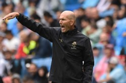 Real Madrid Kaka Backs Unbelievable Zidane For Glory