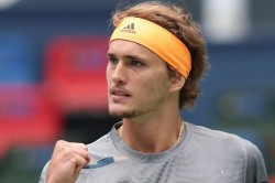 Shanghai Masters Frustrated Roger Federer Defeated Alexander Zverev