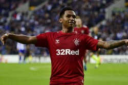 Porto Rangers Europa League Report Alfredo Morelos Luis Diaz