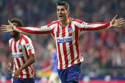 La Liga Morata On Target Again As Atletico Return To Winning Ways