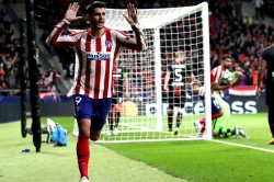 Atletico Madrid 1 0 Bayer Leverkusen Morata Moves Simeone Men Closer To Knockouts