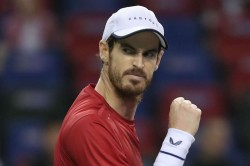 Andy Murray Advances In Antwerp Atp Tour Review
