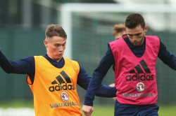 Liverpool Manchester United Andy Robertson Relishing Scott Mctominay Battle Premier League