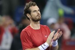 Andy Murray Masters Juan Ignacio Londero Dennis Shapovalov Novak Djokovic Duel