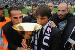 Inter V Juventus Antonio Conte New Club Juggernaut Nerazzurri
