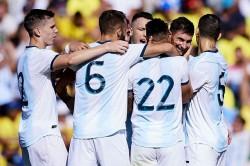 Argentina Ecuador Friendly Match Report