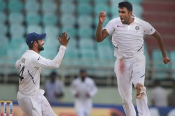 R Ashwin Harbhajan Singh Anil Kumble India Vs South Africa Visakhapatnam Ashwin 350 Test Wickets