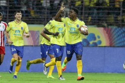 Isl 2019 20 Kbfc Vs Atk Ogbeche The Hero As Kerala Strike Down Atk In Indian Super League Opener
