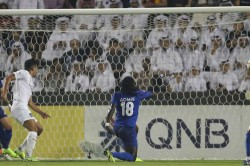 Al Sadd Al Hilal Afc Champions League Report Xavi Side Collapse