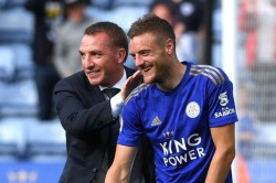 Rodgers Vardy Maddison Building Something Special Leicester