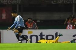 Uruguay 1 0 Peru Rodriguez