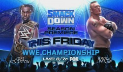 Spn India And Wwe To Celebrate Smackdown 20th Anniversary On October