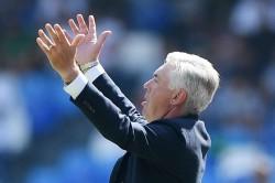Champions League Report Genk Napoli Carlo Ancelotti Men Rue Missed Chances