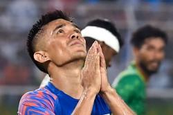 Chhetri Rues India S Performance Against Bangladesh