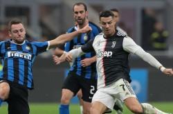 Serie A Juventus Inter Maurizio Sarri Antonio Conte