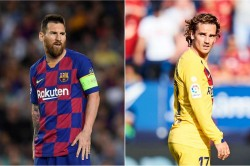Lionel Messi No Problem Antoine Griezmann Barcelona