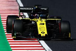 Ricciardo Hulkenberg Renault F1 Disqualified Japanese Gp