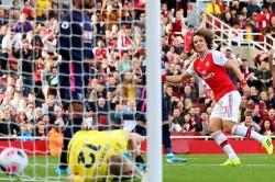 Arsenal 1 0 Bournemouth Premier League Report David Luiz