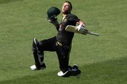 David Warner Australia Sri Lanka Twenty
