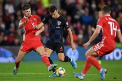 Wales Croatia Report Euro 2020 Qualifying