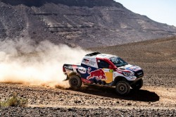 Morocco Rally Al Attiyah Misses Out On Fia World Cup Title