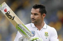 India Vs South Africa Dean Elgar Got Stretched As A Cricketer