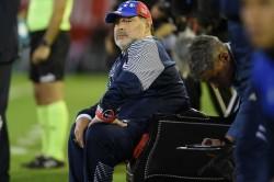 Diego Maradona Newells Old Boys Gimnasia