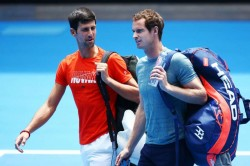 Novak Djokovic Hopes Andy Murray Can Return To His Best