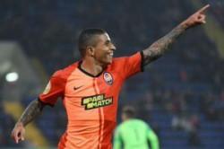 Shakhtar Donetsk 2 2 Dinamo Zagreb Brazilian Dodo Rescues Host Late On