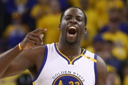 Draymond Green Golden State Warriors Nba Finals