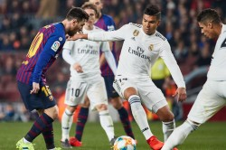 La Liga Season S First El Clasico Postponed