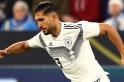 Emre Can Juventus Serie A Germany