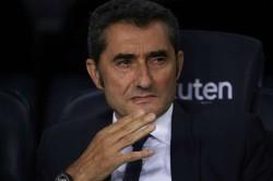Barcelona Slavia Prague Champions League Ernesto Valverde